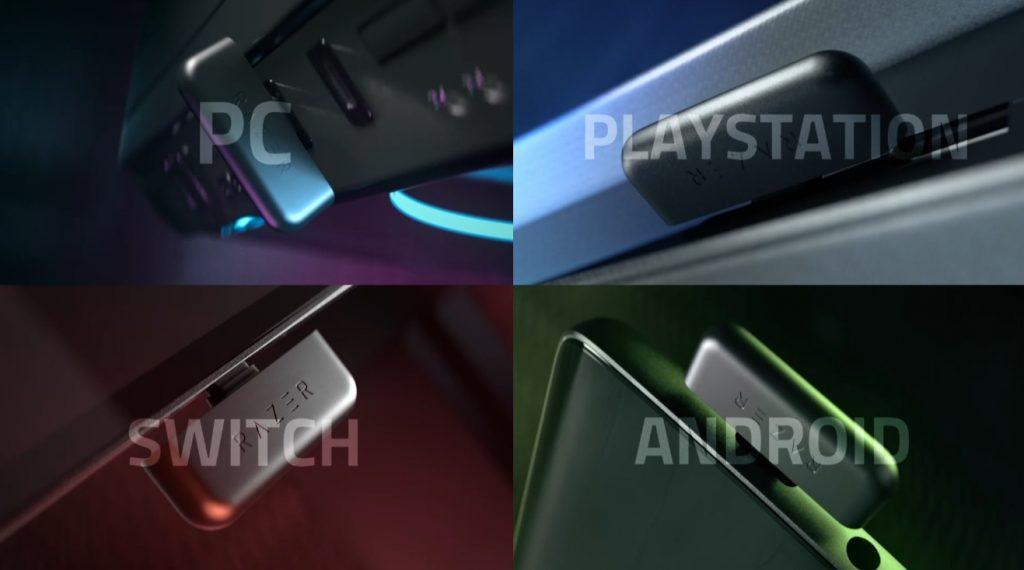 Compatibilidad de los auriculares Razer Barracuda X
